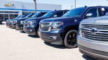 U.S. Auto Sales: Ford, GM Sales Shrink In Q2 As Key Pickup Truck Sales Slow