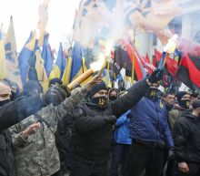 March of National Dignity in Kiev