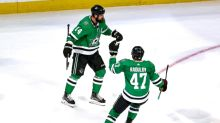 Stars take 3-1 stranglehold lead over Knights in NHL playoffs