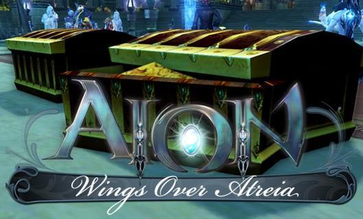 Wings Over Atreia:  Aion's birthday bash delivers daily presents