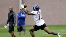 Let's watch Odell Beckham make a series of insane practice catches