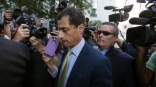 Ex-U.S. Rep. Weiner sentenced to 21 months in teen 'sexting' case