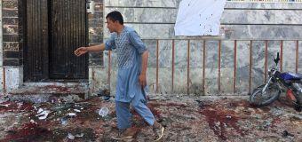 Suicide bombing kills dozens in Kabul