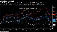 As Wells Fargo Seeks New CEO, Toll on Stock Hits $24 Billion