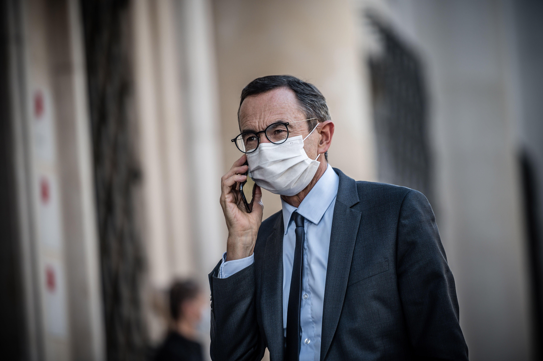 Droit de visite à l'hôpital: Bruno Retailleau va déposer un texte, car «le rite de l'adieu a été volé durant la pandémie»