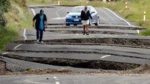 PHOTOS: Widespread damage from massive New Zealand quake