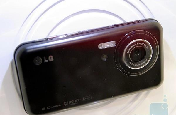 LG's Viewty II rumored for June release, all 8 megapixels of it