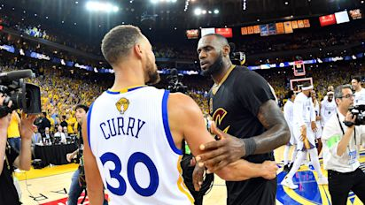 LeBron James and Chris Paul call out President Trump, defend Steph Curry