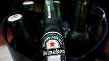 Heineken beer sales rise on strength outside Europe, U.S