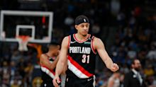 Blazers' Seth Curry thinks Warriors are 'harder to guard' without Kevin Durant
