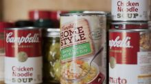 Campbell Declines After Walmart Woes Take a Toll on Soup Sales