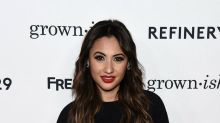 Francia Raisa Glowed as She Showed Off Her Kidney Transplant Scar on the Red Carpet