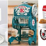 天氣熱好想吃冰!8款超可愛「刨冰機」準備好,可口可樂限量版、誠品白熊製冰機必收