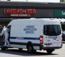 Canada police seek suspects in restaurant bombing, 15 injured