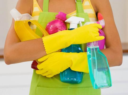 How To Make Your Home Juuuuuuust Clean Enough