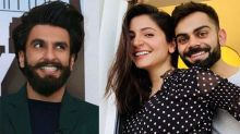 Ranveer Singh Sweet Comment on Anushka Sharma Pregnancy