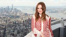 Julianne Moore Has No Faith in the Federal Government to Fix America's Gun Violence Problem