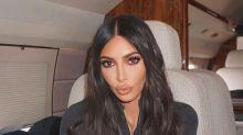 ¿Es este otro cambio de look de Kim Kardashian?