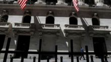 'Reopening' stocks give S&P 500, Dow strong footing, tech names lag