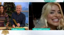 Holly Willoughby appears drunk on 'This Morning' interview