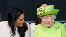 Meghan Markle's Dad Slams the Queen of England