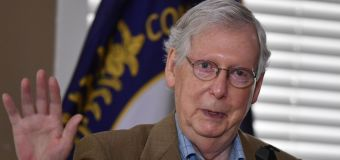 McConnell, Schumer butt heads after Ginsburg death