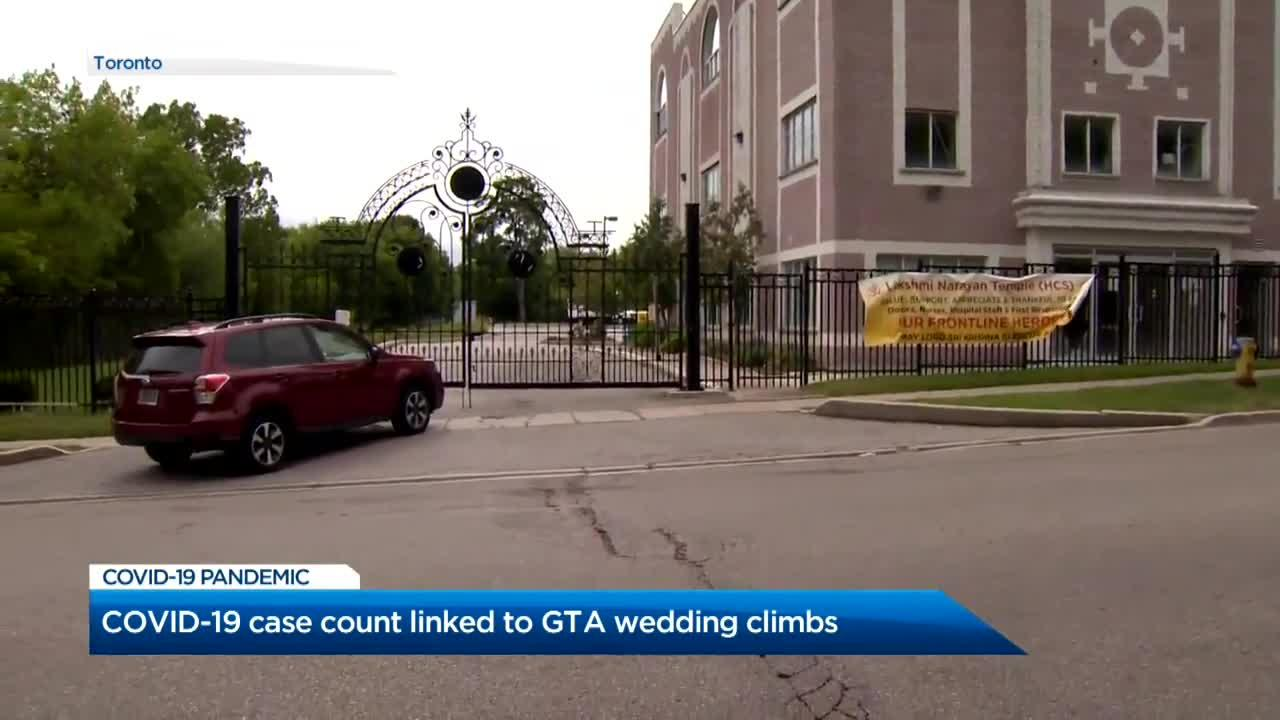 23 Cases Of Covid 19 Now Confirmed After Large Wedding In Markham And Whitchurch Stouffville