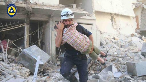 Who Are the Syrian White Helmets, Winners of the 'Alternative Nobel'?