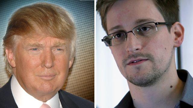 Why did China let Edward Snowden leave?