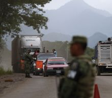 Mexico reinforces checks amid US pressure over migrant flow