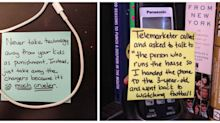 This Stay-at-Home Dad Leaves Hilarious Sticky Notes Around the House for His Wife