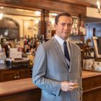 Here's Why Peter Luger Is Stationing Wax Celebrities in Its Dining Room This Weekend
