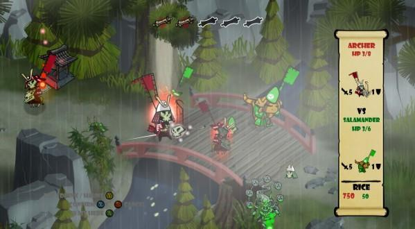 GungHo strikes publishing deal with Skulls of the Shogun dev