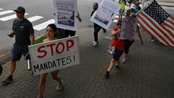Governor signs 'medical freedom' immunization bill