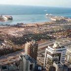 Drone Footage Shows Devastation From Beirut Blast