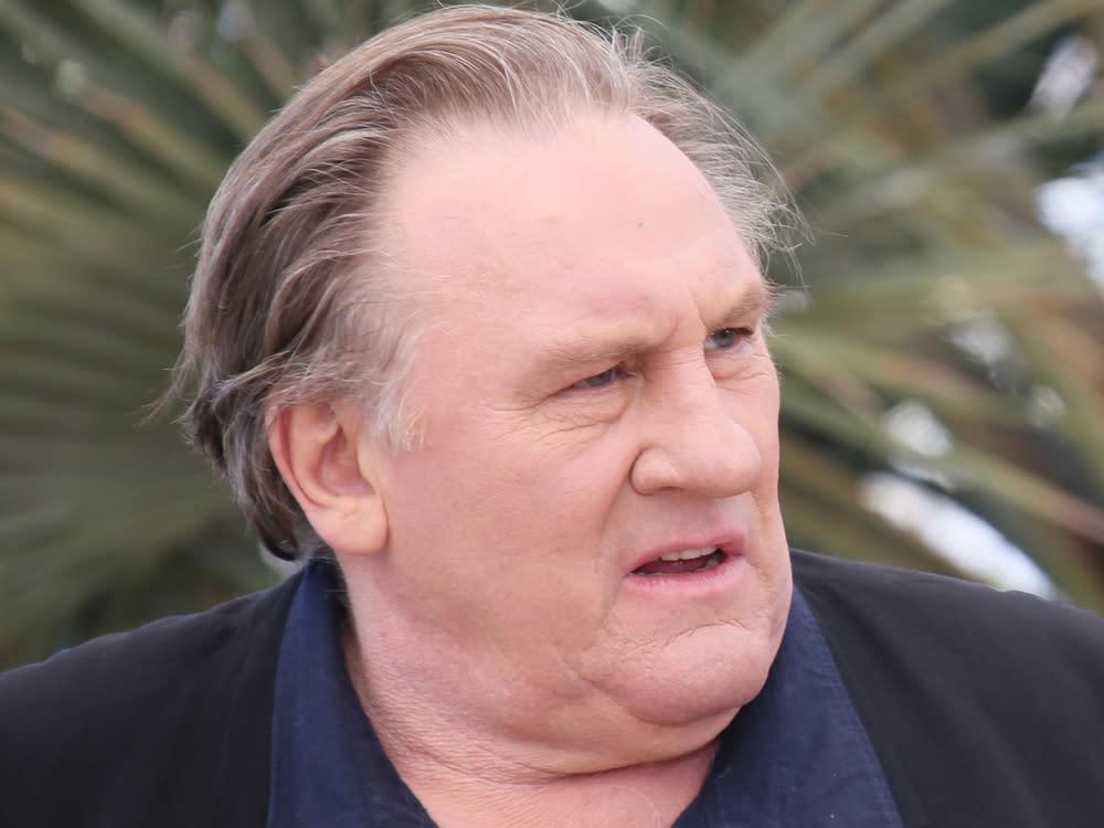 Vergewaltigungsvorwurf: Neue Ermittlungen gegen Gérard Depardieu