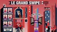 """Le Grand Swipe : """"On se croisait chaque matin en allant au travail, c'était comme dans un film romantique"""""""