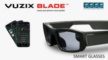 Vuzix to Display its Award Winning Augmented Reality Technology at CES 2018