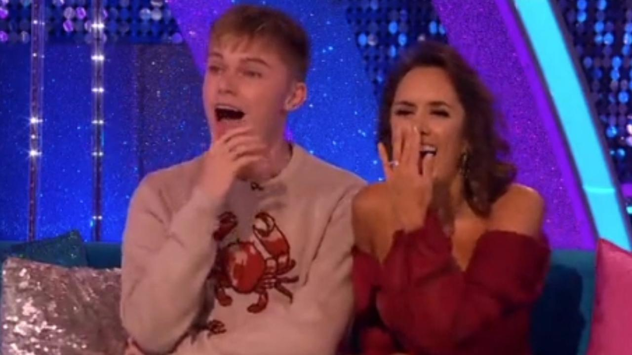 You won't believe the lengths Strictly's HRVY went to in training