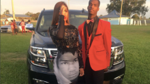 Teen's Powerful Prom Dress Is a Tribute to Black Lives Matter