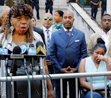 'Today we can't breathe.' DOJ will not bring civil rights charge against NYPD officer in death of Eric Garner