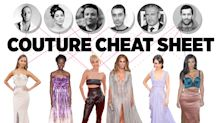 Couture Cheat Sheet: 6 Designers to Know Now