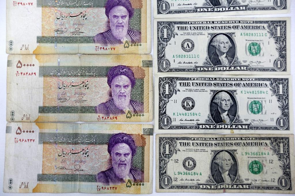 The rial has lost around half its value against the dollar since US President Donald Trump announced he was withdrawing from the 2015 nuclear deal in May and reimposing sanctions
