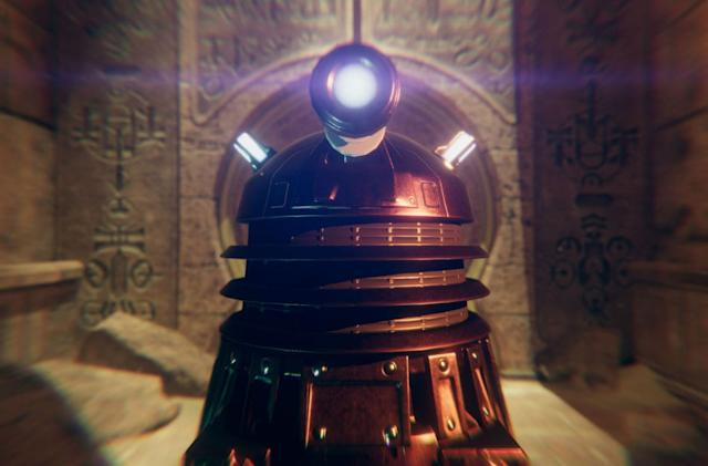 Play 'Doctor Who: The Edge of Time' in VR this September