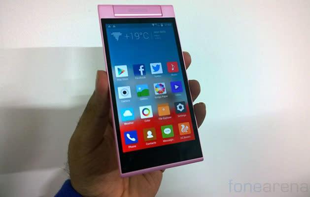 Gionee Elife E7 mini launched with Oppo-like swivel camera, octa-core CPU