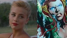 Here's what Amber Heard will look like as Mera in Justice League
