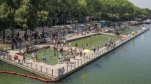 Paris prepares pools, parks and 'cool rooms' for predicted heatwave