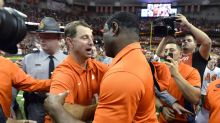 Clemson's playoff hopes in jeopardy after stunning upset loss to Syracuse