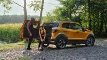 Car review: The Ford EcoSport doesn't really live up to initial impressions