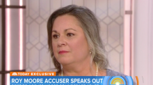 Roy Moore Accuser Leigh Corfman Blasts Critics of Her Long Silence: 'I Did Tell People' (Video)